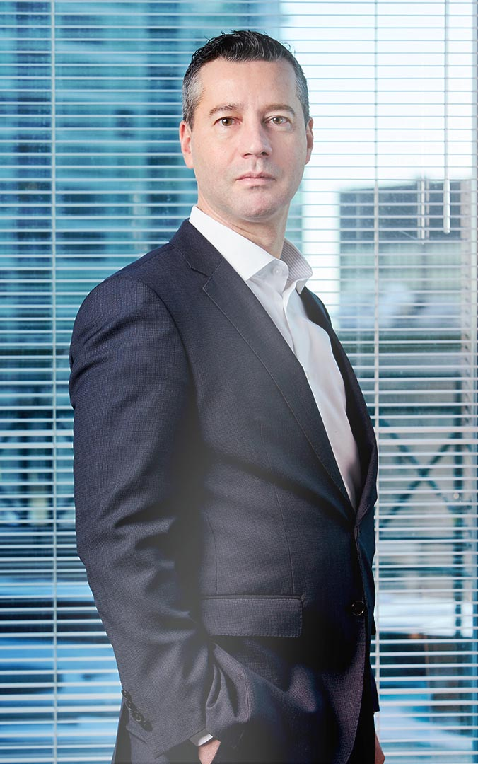 RICHARD GUAY, MBA, CFA